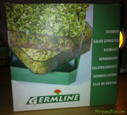 Germline sprouter
