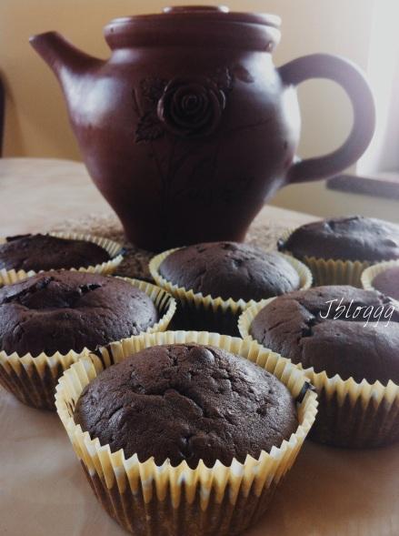 Choco mini-cakes